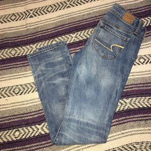 50% off all bundles American Eagle distressed